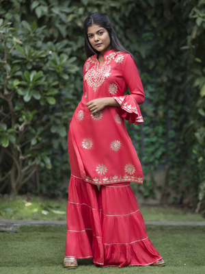Can You Wear Red To A Wedding.Women Ethnic Wear The Wedding Brigade