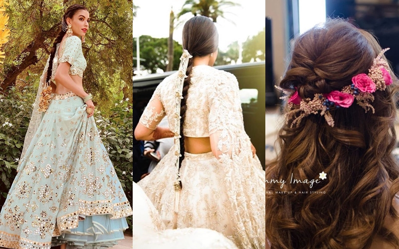 Top 50 Trending Bridal Hairstyle Ideas You Should Be Bookmarking Right Away The Wedding Brigade Blog